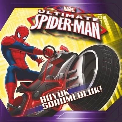 Marvel Ultimate Spider-Man Büyük Sorumluluk!