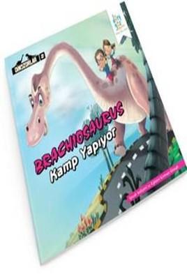 Dinozorlar Serisi 2-Brachiosaurus Kamp Yapıyor