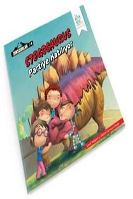 Dinozorlar Serisi 4-Stegosaurus Partiye Katılıyor