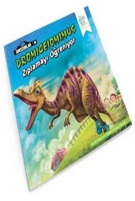 Dinozorlar Serisi 5-Dromiceiommimus Zıplamayı Öğreniyor