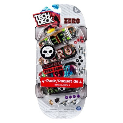 Tech Deck-Fingerboard 4LüPaket99868