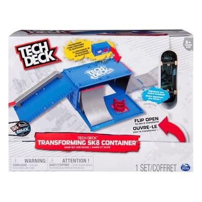 Tech Deck-Dönüşen Rampa 99877