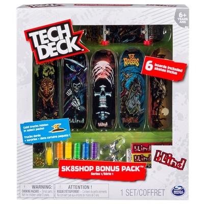 Tech Deck-Fingerb.BonusSk8Pkt.99495