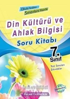 7. Sınıf Din Kültürü ve Ahlak Bilgisi Soru Kitabı