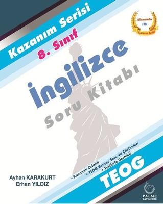 8. Sınıf İngilizce Soru Kitabı-Kazanım Serisi