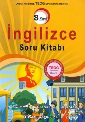 8. Sınıf İngilizce Soru Kitabı-TEOG Sınavına Hazırlık