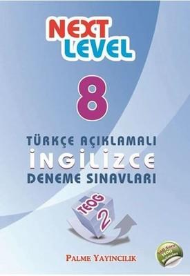 8. Sınıf Next Level TEOG 2 İngilizce Deneme Sınavları