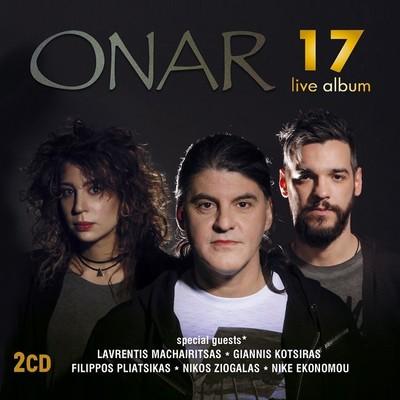 Onar 17 Live Album 2 CD