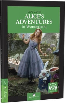 Alice's Adventures İn Wonderland Stage 3