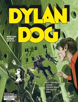 Dylan Dog Mini Dev Albüm 10