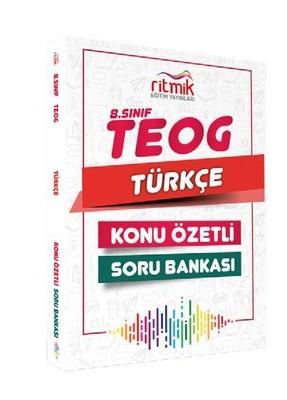8.Sınıf TEOG Türkçe Konu Özetli Soru Bankası
