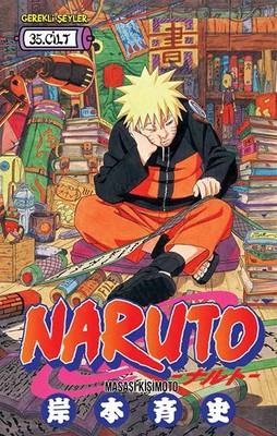 Naruto 35.Cilt
