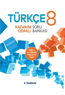 8.Sınıf Türkçe Kazanım Odaklı Soru Bankası