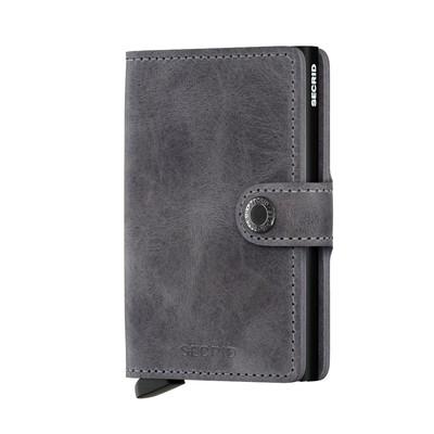 Secrid Miniwallet Vintage GreyBlack