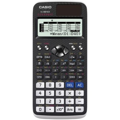 Casio Fx-991Ex Bilimsel Hesap Makinesi