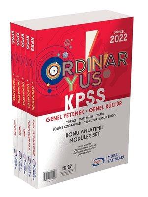 2020 KPSS Ordinaryüs Genel Yetenek Genel Kültür Lisans Modüler Set