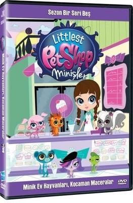 Lıttlest Pet Shop Minişler Sezon 1 Seri 5