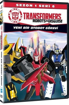 Transformers Robots In Dısguise Sezon 1 Seri 6