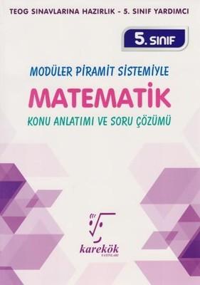 5. Sınıf Matematik Konu Anlatımı ve Soru Çözümü