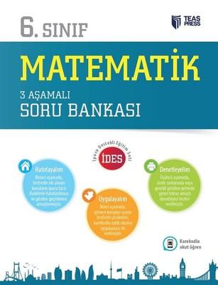 6.Sınıf Matematik 3 Aşamalı Soru Bankası