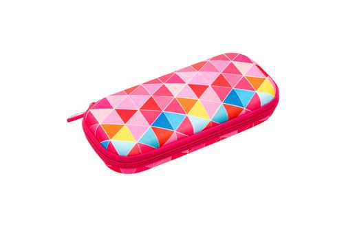 Zipit Colorz Pink Triangles Kalemkutu