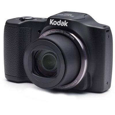 Kodak Pixpro FZ201 16MP, 20x Optik Zoom Dijital Fotoğraf Makinesi Siyah