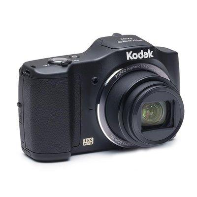 Kodak Pixpro FZ152 16MP, 15x Optik Zoom Dijital Fotoğraf Makinesi Siyah