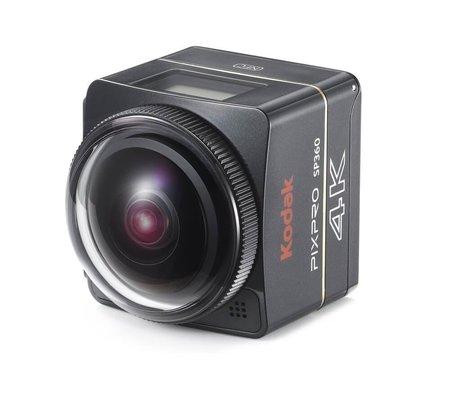 Kodak Pixpro 4K E  x treme Pack 360°Vr Aksiyon Kamera WiFi&4K