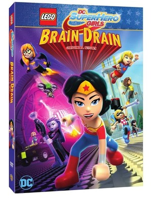 Lego Dc Super Hero Girls-Brain Drain-Lego Dc Super Hero Girls-Beyin Gücü