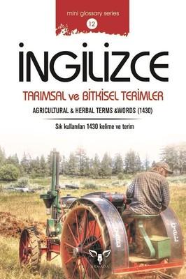 İngilizce Tarımsal ve Bitkisel Terimler