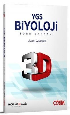 YGS 3D Biyoloji Soru Bankası