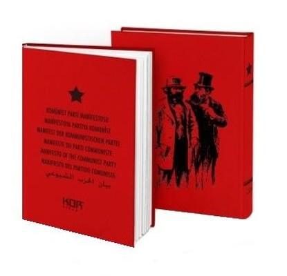 Komünist Parti Manifestosu (7 Dilde, Cep Boy)