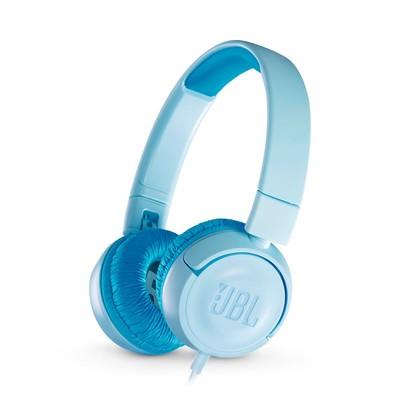 JBL JR300 Kulaküstü Çocuk Kulaklığı OE Mavi