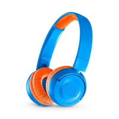 JBL JR300BT Bluetooth Kulaküstü Çocuk Kulaklığı OE Mavi