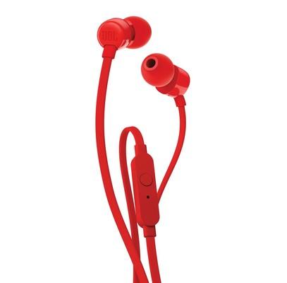 JBL T110 Kulakiçi Kulaklık CT IE Kırmızı