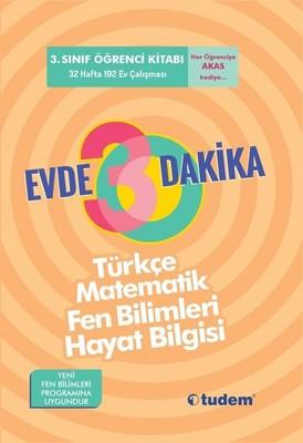 3.Sınıf Evde 30 Dakika Türkçe Matematik Fen Bilimleri Hayat Bilgisi