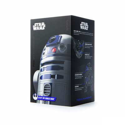 Sphero Star Wars R2D2 Droid Robot R201ROW