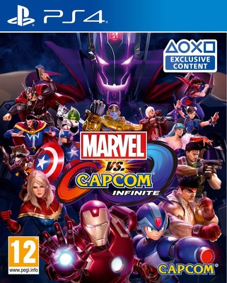 Capcom Marvel vs Capcom: Infinite PS4 Oyun