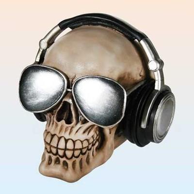 Ootb Kumbara Kulaklıklı Kurukafa