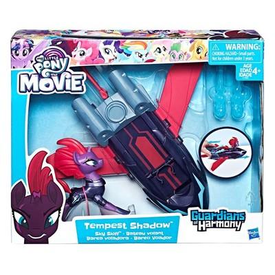 My Little Pony-Tempest Shadow'un Aracı Figür C1060