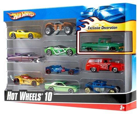 Hwl-Araç Set 10Lu 54886