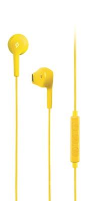 ttec 2KMM11SR Rio Kumandalı ve Mikrofonlu Kulakiçi Kulaklık - Sarı