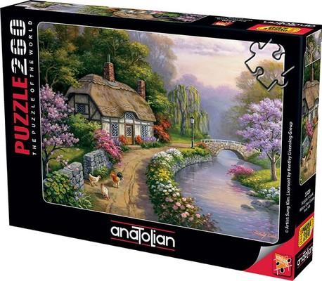 Anatolian Puzzle 260 Parça Söğütlü Konak 3320