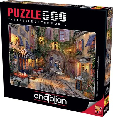 Anatolian Puzzle Fransız Sokağı 500 Parça 3602
