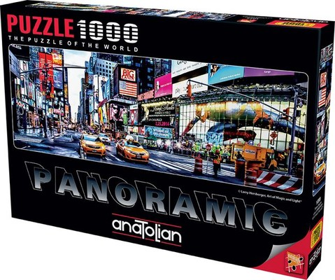 Anatolian Puzzle 1000 Parça Times Square 1059