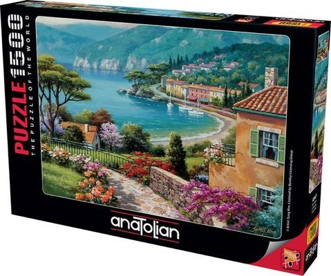 Anatolian Puzzle 1500 Parça Göl Kıyısı 4547