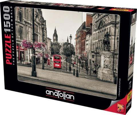 Anatolian Puzzle 1500 Parça Londra 4548