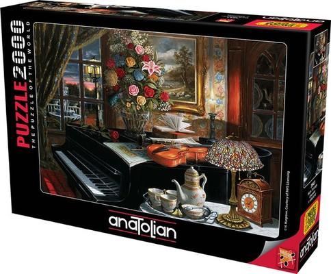 Anatolian Puzzle 2000 Parça Müzik Topluluğu 3943