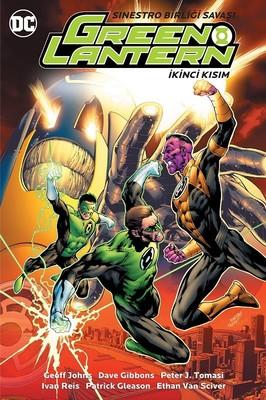 Green Lantern Cilt 7-Sinestro Birliği Savaşı İkinci Kısım