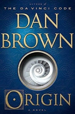 Dan Brown - Origin (Hard Cover Edition)